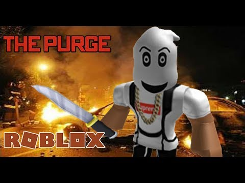 SURVIVING THE PURGE IN ROBLOX
