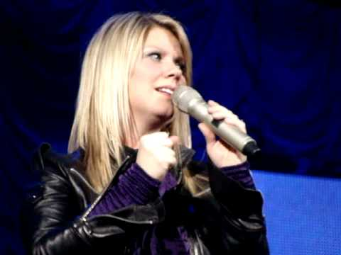 Natalie Grant - I Believe - Live - Casting Crowns Christmas ...