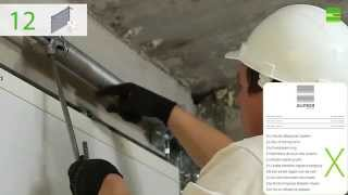 Подробная инструкция по монтажу секционных гаражных ворот Алютех | vsv-group.com.ua(, 2014-06-19T12:56:37.000Z)