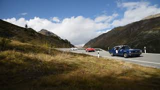 Bernina Gran Turismo Race 2017