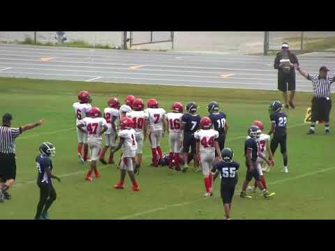 093017 Lake Mary Rams vs DP Panthers