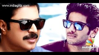 Mammootty-Dulquer Salmaan on a leisure trip to London