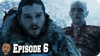 Game of Thrones Season 7 Episode 6 Beyond the Wall