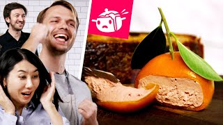 Download I Tried To Re-Create This Orange Made Of Meat • Eating Your Feed • Tasty Mp3 and Videos