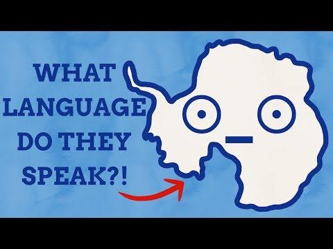 What Language Do They Speak In Antarctica?