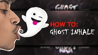 #JakeCoons Vape Trick Tut๐rial - How to Do Ghost Inhale
