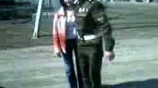 Встреча. Дима пришел с армии.mp4
