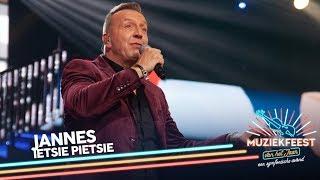 Jannes - Ietsie pietsie | Muziekfeest van het Jaar 2018