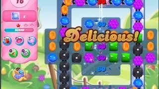 Candy Crush Saga   level 605 no boosters