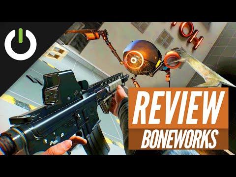 Boneworks Review (Stress Level Zero) - PC VR