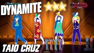 Download 🌟 Dynamite - Taio Cruz - Just dance 3 🌟 Mp3 and Videos