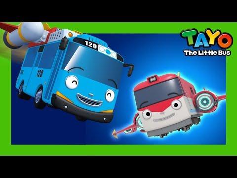 Тайо космическое приключение специальная компиляция   S1,S2,S3   Приключения Тайо