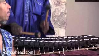 Africa Forestdance plays Sosisa ютуб original
