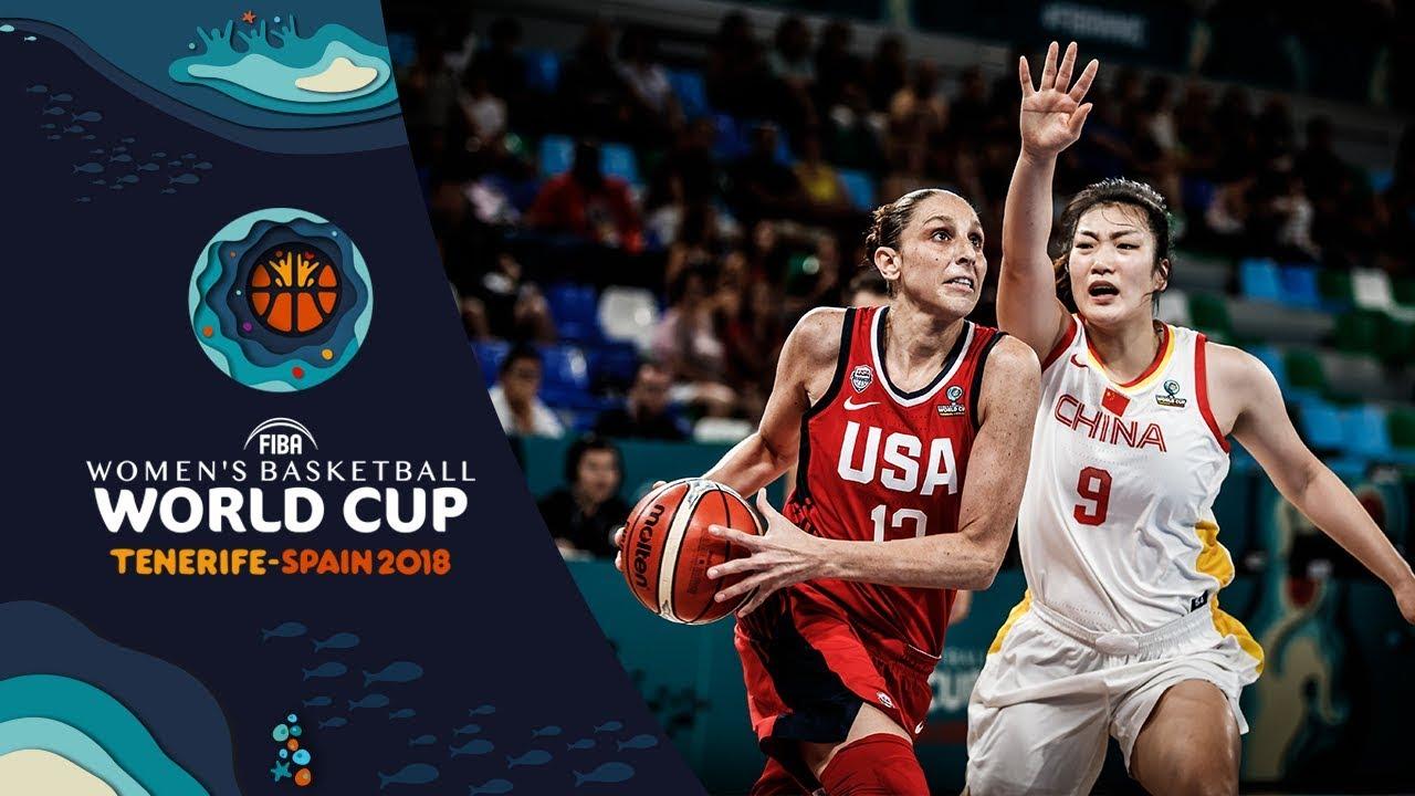 September 23 Recap Show - FIBA Women's Basketball World Cup 2018