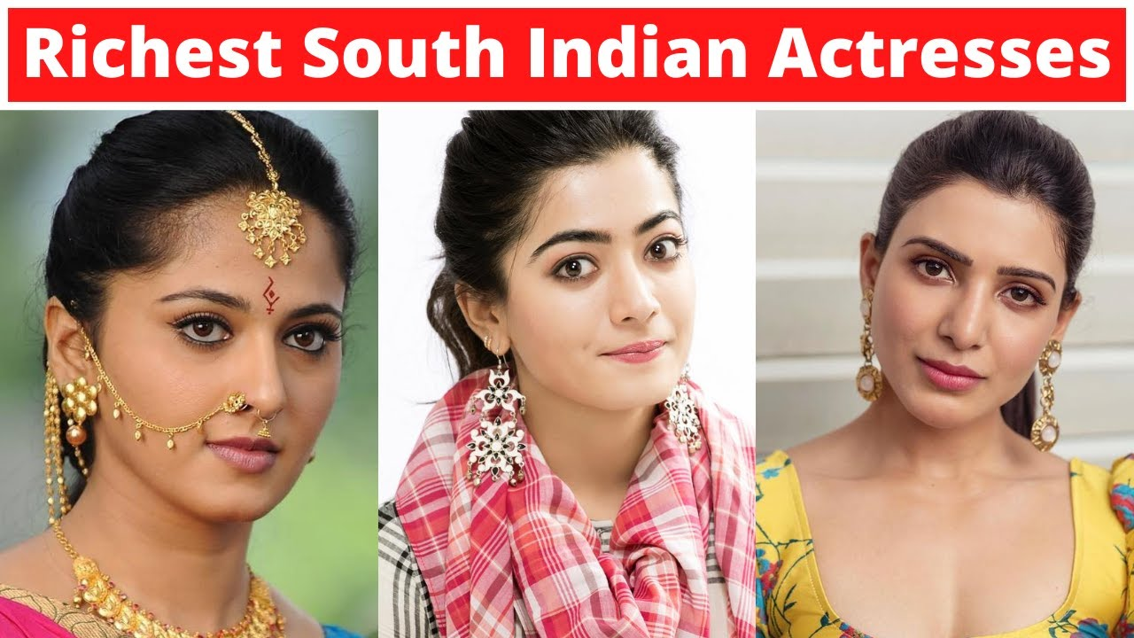 New List Top 10 Highest Paid South Indian Actress In 2020