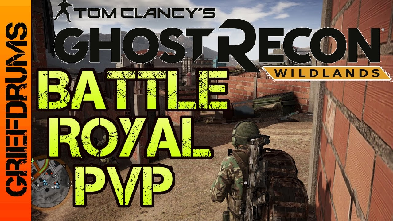 How Ghost Recon Wildlands PVP should be...