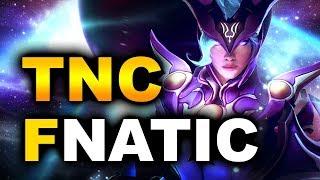 FNATIC vs TNC - GRAND FINAL SEA - ESL Birmingham MAJOR DOTA 2