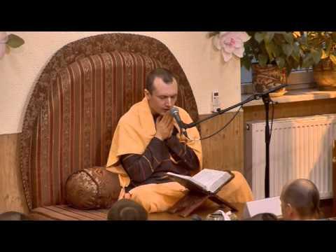 Шримад Бхагаватам 4.12.16 - Джаганнатха Прия прабху