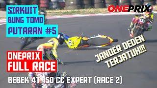 [HD] Full Race 2 Expert Bebek 4T 150 CC Tune UP Injection || One Prix Putaran #5