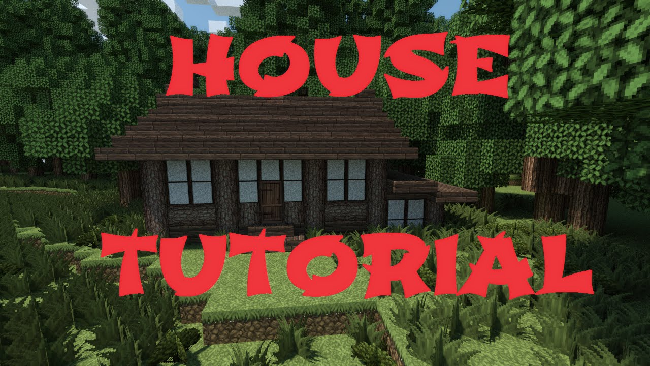 Minecraft Japanese House Tutorial YouTube