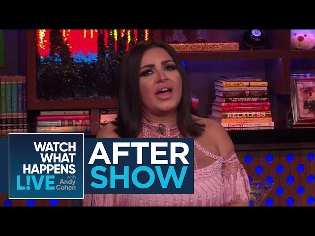 "After Show\: Mercedes ""MJ"" Javid Explains Her Behavior On #Shahs   Shahs of Sunset   WWHL"