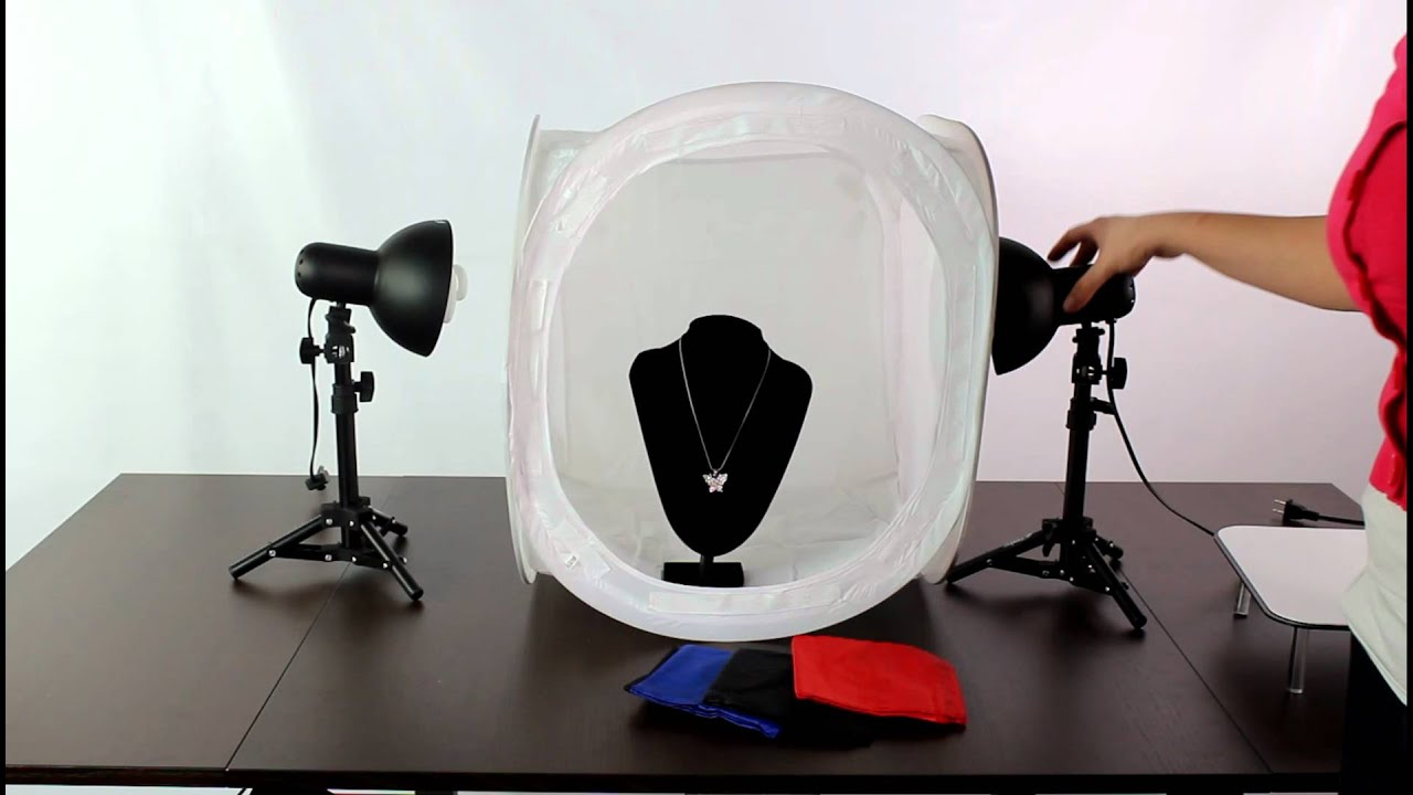 Product Photography Light Box Kit