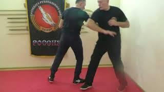 Вадим Старов Система Ближнего Ножевого Группового Боя Спецназа