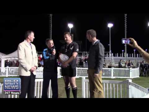 Rugby Classic Prize Presentation, November 15 2014