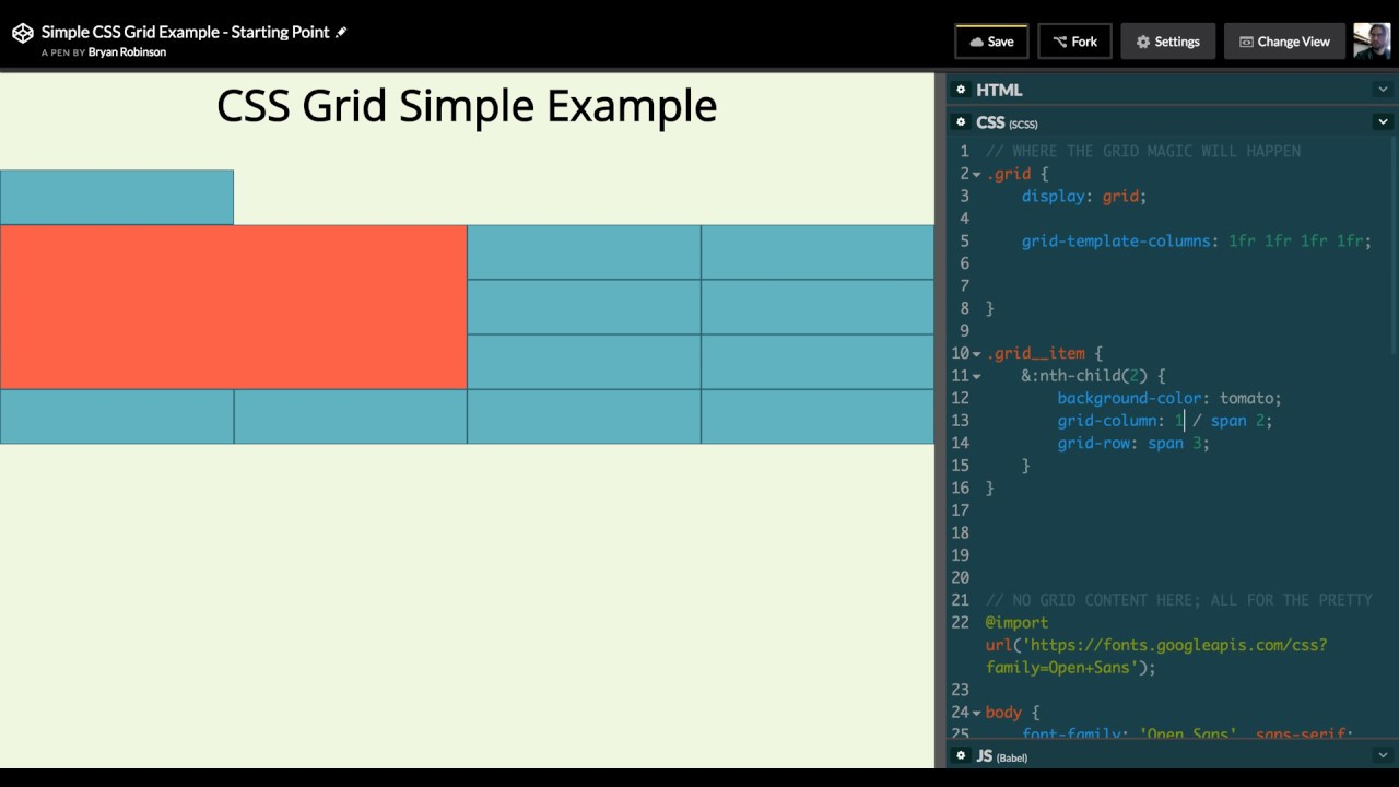 Start Exploring the Magic of CSS Grid Layout