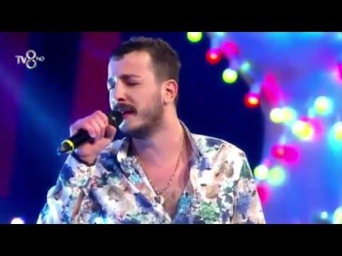 Ahmet Parlak - Devlerin aşkı ( O Ses Türkiye) 720p