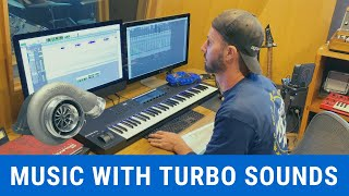 Making Music with Turbo Sounds (Super Turbo)