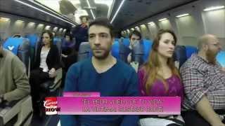 MARTIN SIPICKI: El peor vuelo de tu vida con Gustavo Conti