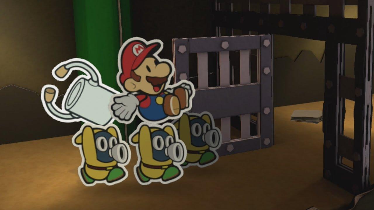 Mustard Cafe (Mini Star 1) - Paper Mario: Color Splash Walkthrough ...