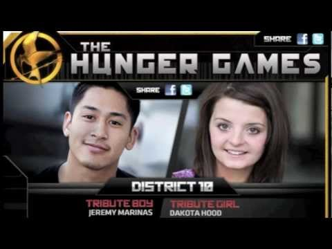 the hunger games district 10 youtube