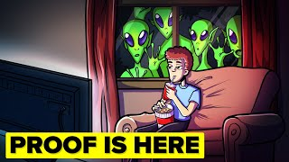 Scientists Submit Actual Proof Aliens Are Watching You Right Now & Other Alien Videos (Compilation)