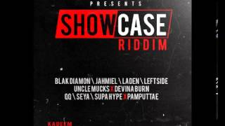 Leftside - Bad Girl (Showcase Riddim) September 2013| Follow @YoungNotnice