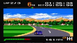 Top Gear Pocket played with vbagx emulator on wii