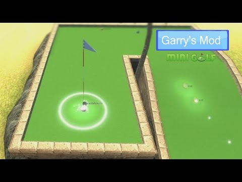 Garry's Mod: Mini Golf wif/ KC Beasts