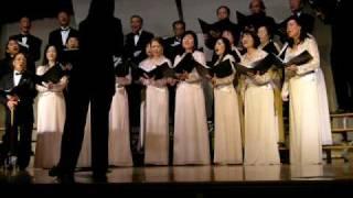 Bel Canto chamber singer 2010 June - song 3