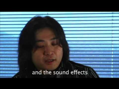 Jun Senoue Interview - CRI AUDIO