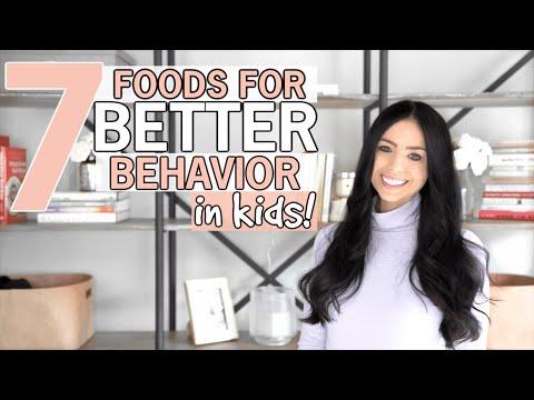 HEALTHY FOODS FOR KIDS | Foods That Improve Behavior