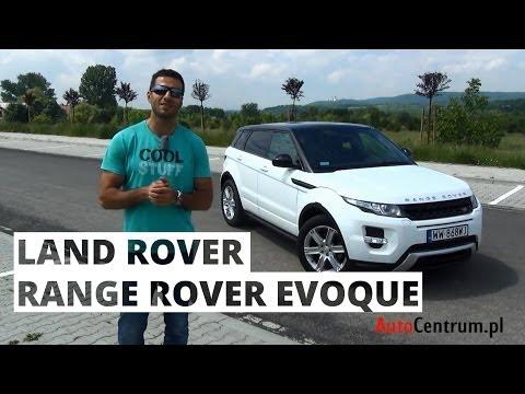 Land Rover Range Rover Evoque Si4 2.0 240 KM, 2014 - test AutoCentrum.pl #087