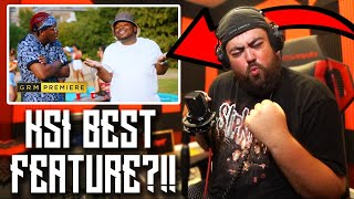 KSI SOUNDS AMAZING   CRYPT REACTS to S1mba ft. KSI - Loose [Music Video]   GRM Daily