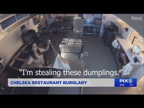 Viral video shows women stealing dumplings from Manhattan restaurant kitchen