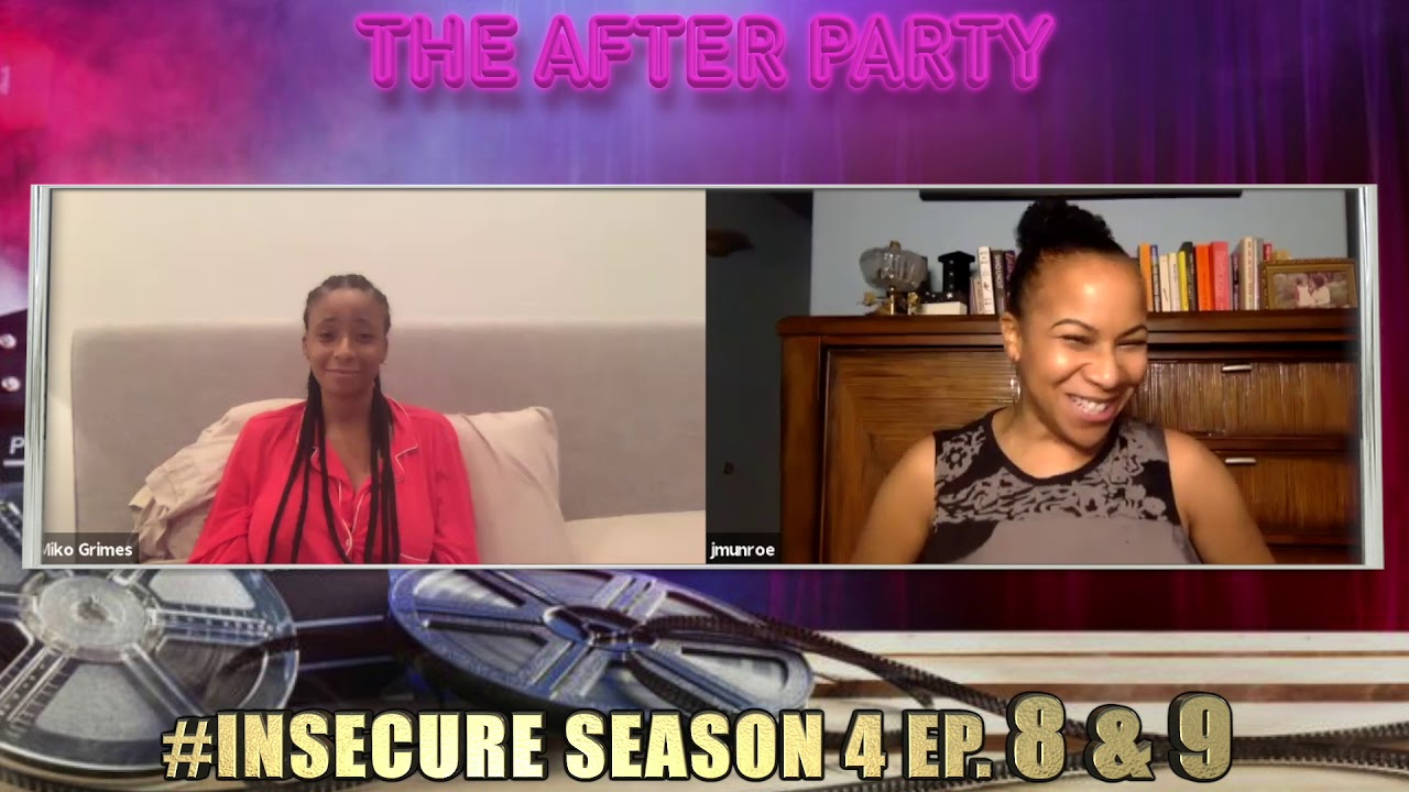 Download The After Party: Insecure Season 4 Episode 8 & 9
