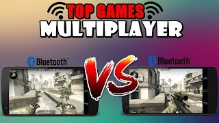 Top 7 Jogos Multiplayer Via BLUETOOTH & Wifi Local para Android