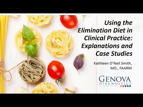 Using the Elimination Diet in Clinical Practice  Explanations and Case Studies
