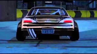 SLRR Nissan Silvia S15 Rocket Bunny