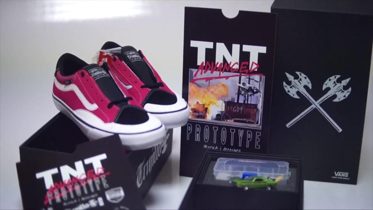 33c5d74bcb Vans TNT Prototype Tony Trujillo