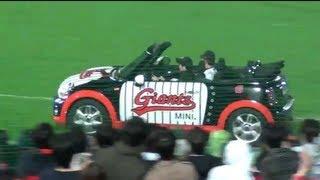 2013/8/11 吉川輝昭 (横浜DeNA) vs 青野毅 (千葉ロッテ) リリーフ&代打で登場